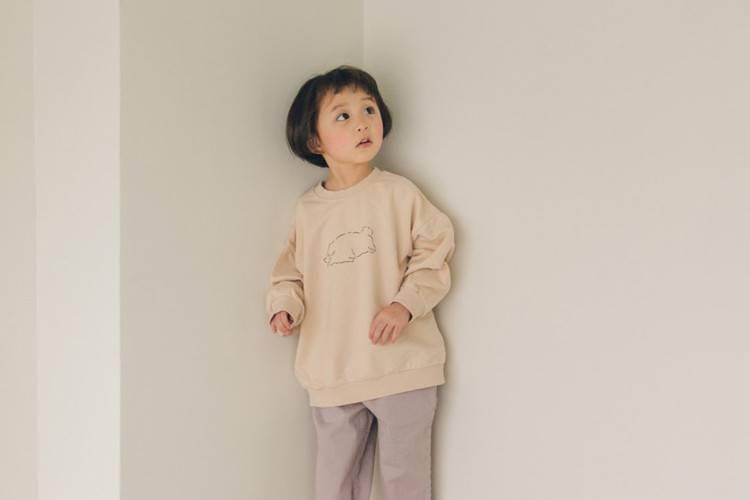 LA CAMEL - BRAND - Korean Children Fashion - #Kfashion4kids - Popo MTM