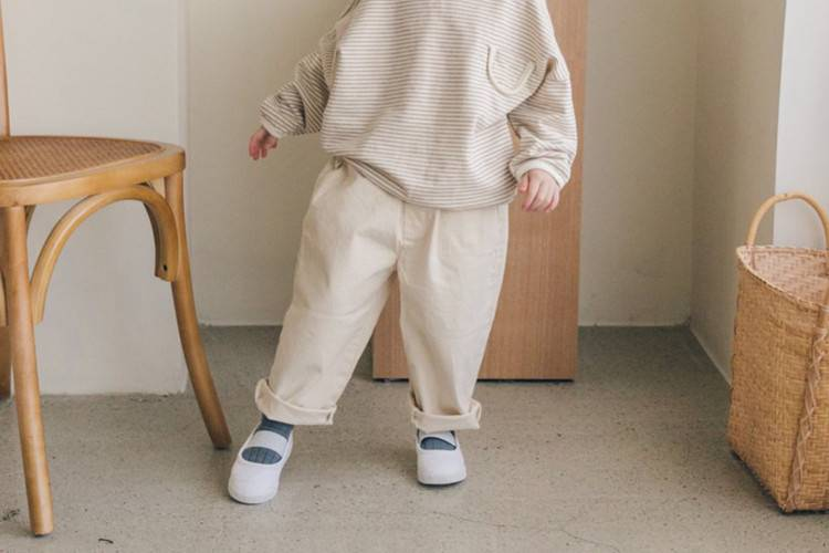 LA CAMEL - BRAND - Korean Children Fashion - #Kfashion4kids - With Pants