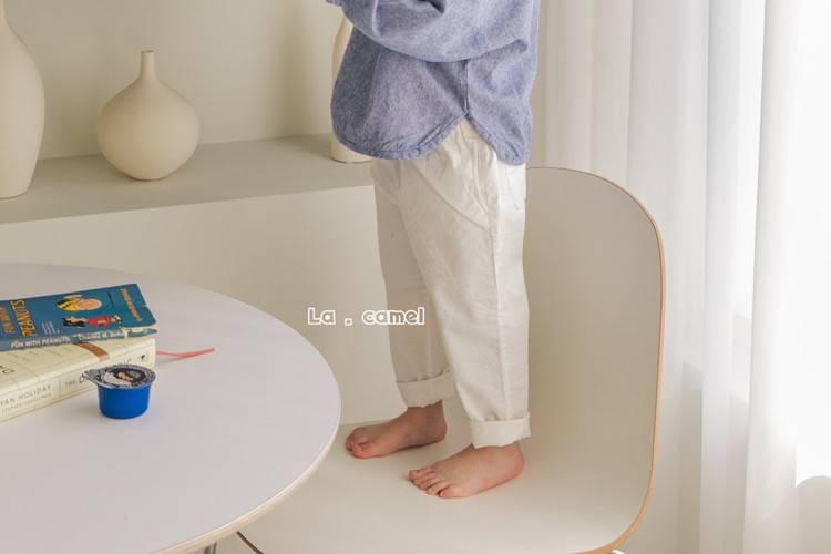 LA CAMEL - BRAND - Korean Children Fashion - #Kfashion4kids - Horn Pants