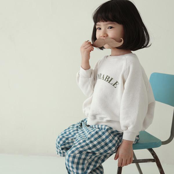 LEAU - BRAND - Korean Children Fashion - #Kfashion4kids - Adorable Tee