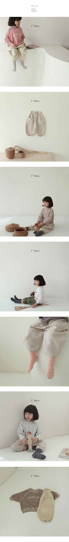 LEAU - Korean Children Fashion - #Kfashion4kids - Pocket Pants
