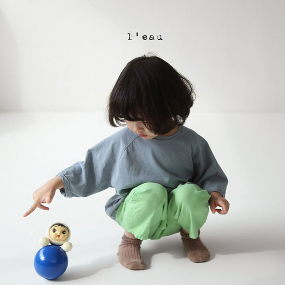 LEAU - Korean Children Fashion - #Kfashion4kids - Mass Color Pants - 11