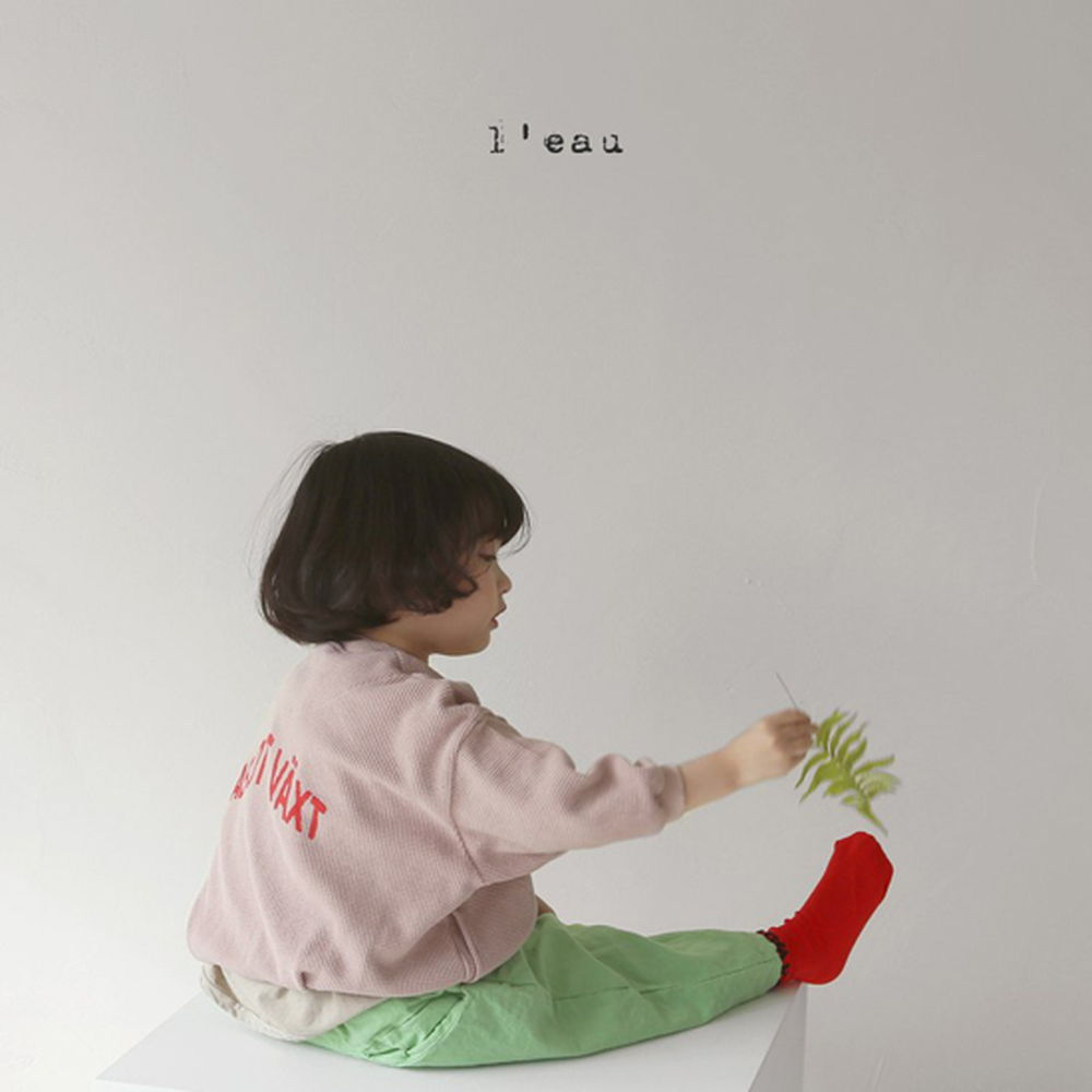 LEAU - Korean Children Fashion - #Kfashion4kids - Mass Color Pants - 5