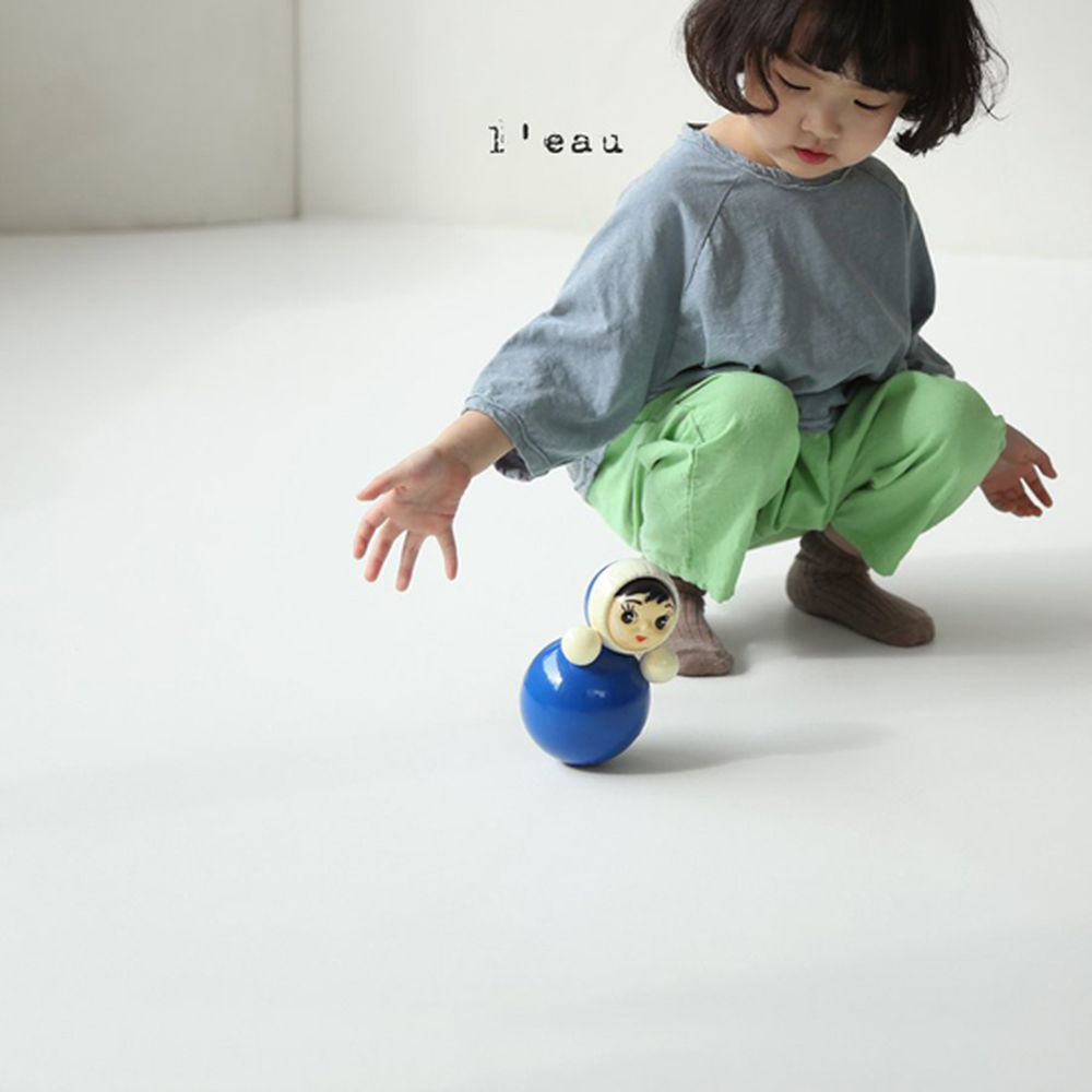 LEAU - Korean Children Fashion - #Kfashion4kids - Mass Color Pants - 6