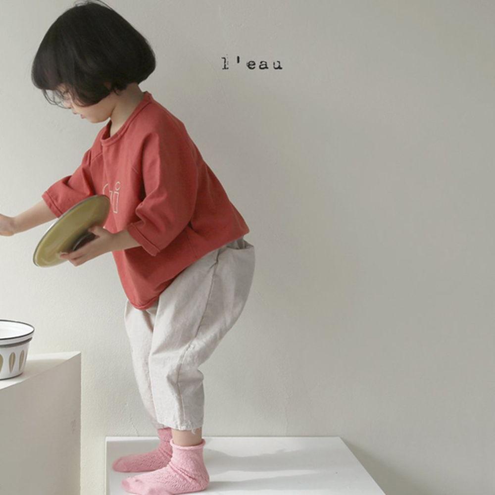 LEAU - Korean Children Fashion - #Kfashion4kids - Oui Tee - 10