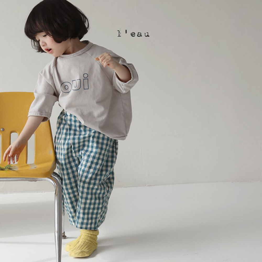 LEAU - Korean Children Fashion - #Kfashion4kids - Oui Tee - 3