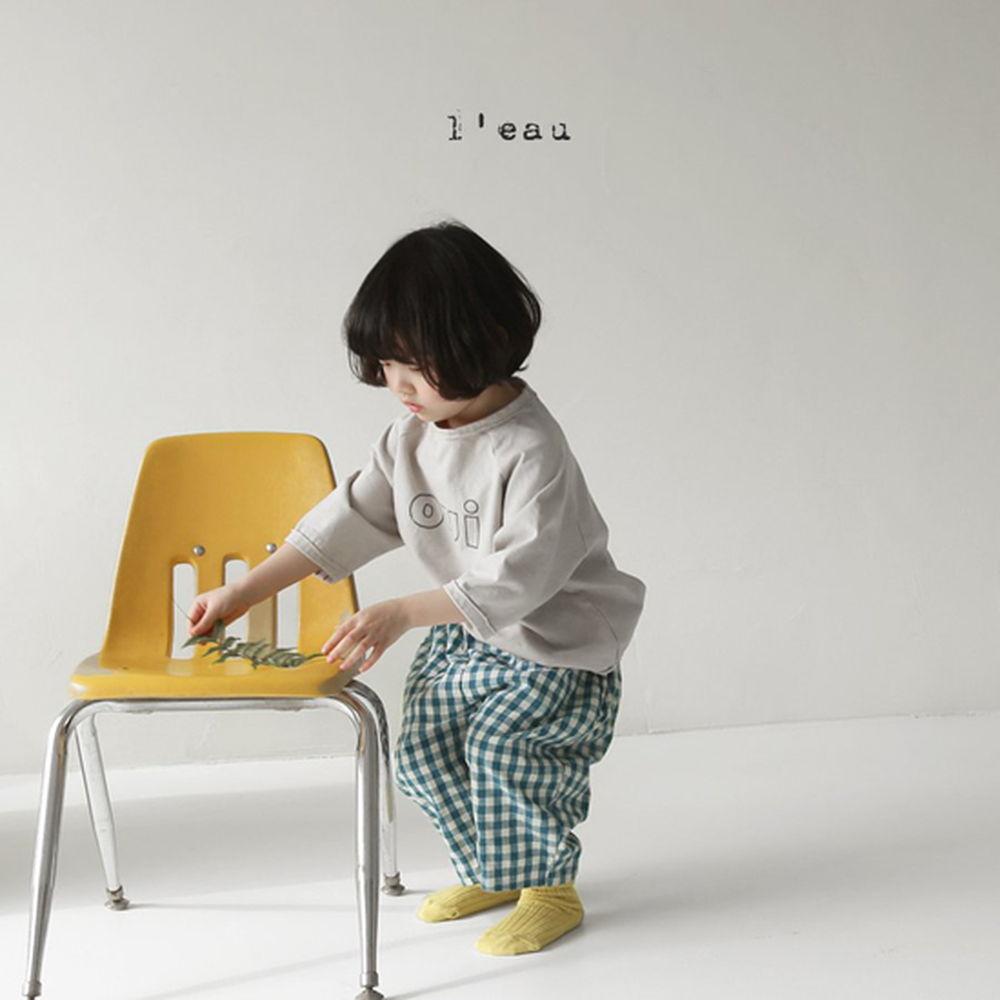 LEAU - Korean Children Fashion - #Kfashion4kids - Oui Tee - 7