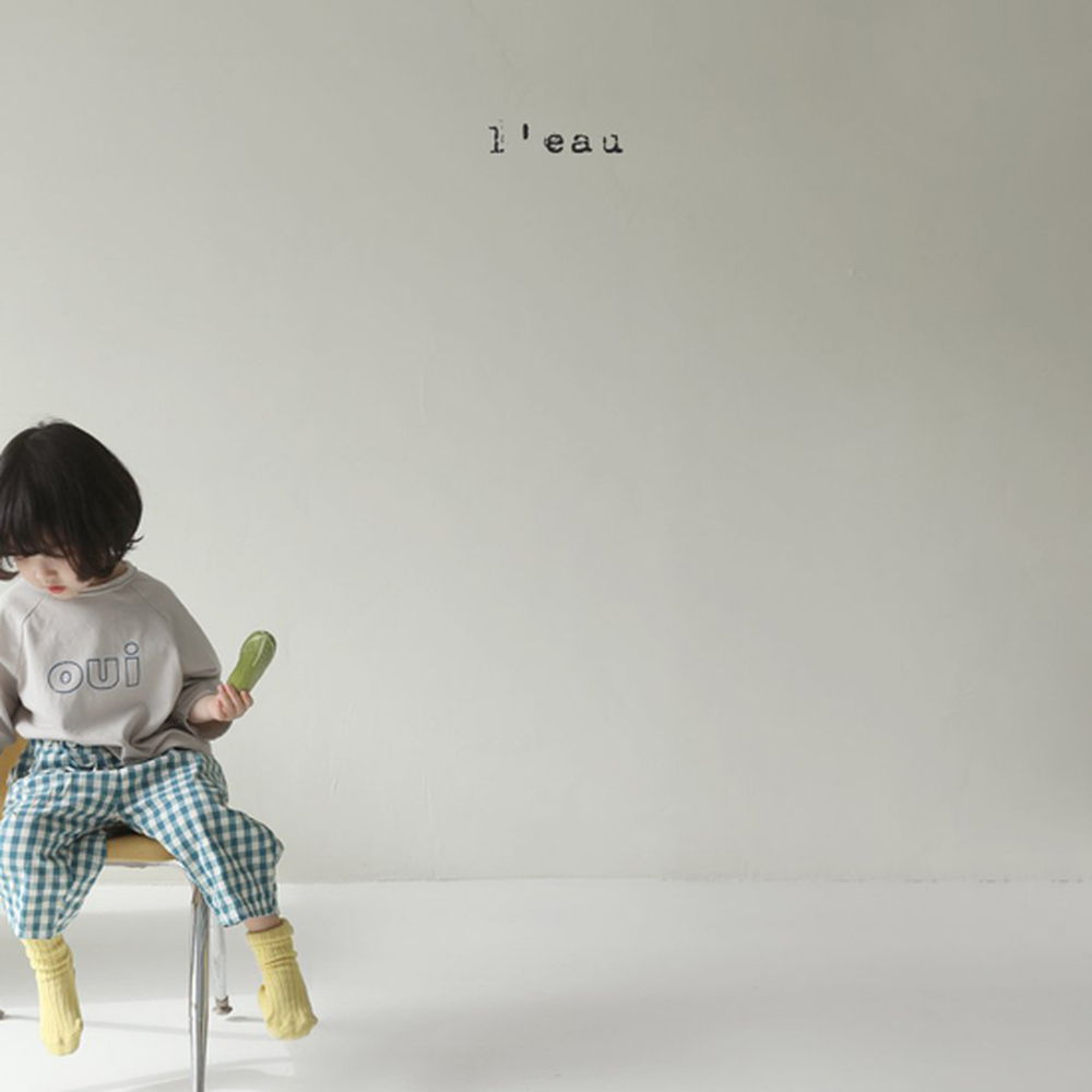 LEAU - Korean Children Fashion - #Kfashion4kids - Oui Tee - 8
