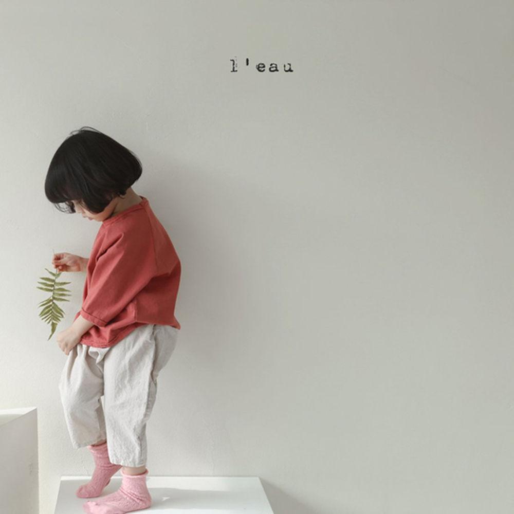 LEAU - Korean Children Fashion - #Kfashion4kids - Oui Tee - 9
