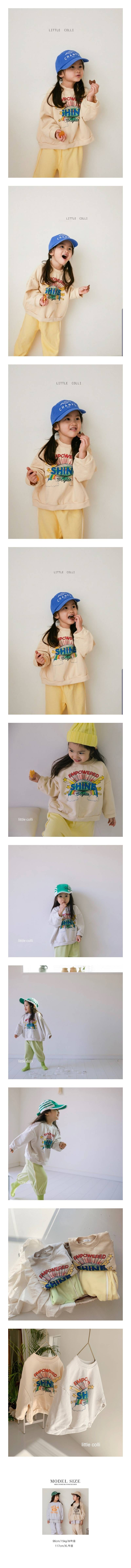 LITTLE COLLI - Korean Children Fashion - #Kfashion4kids - Shine MTM