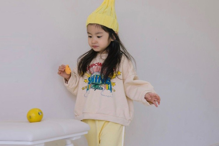 LITTLE COLLI - BRAND - Korean Children Fashion - #Kfashion4kids - Shine MTM