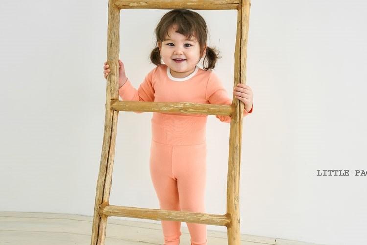 LITTLE PAGE - BRAND - Korean Children Fashion - #Kfashion4kids - Tummy Warm Easywear