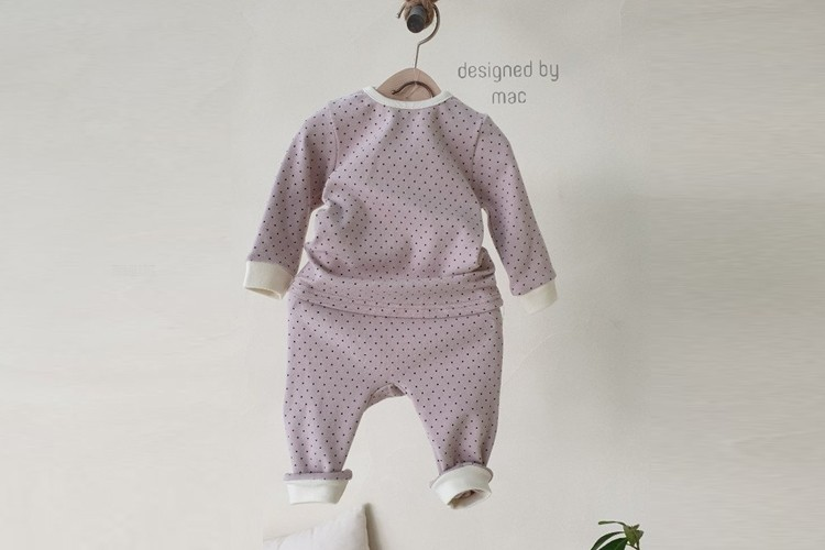 MAC - BRAND - Korean Children Fashion - #Kfashion4kids - Dot Easywear