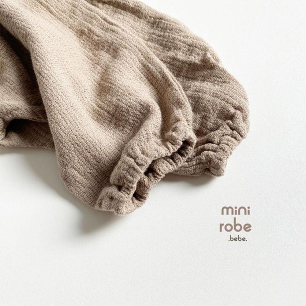 MINI ROBE - Korean Children Fashion - #Kfashion4kids - Bebe Brownie Pants - 11