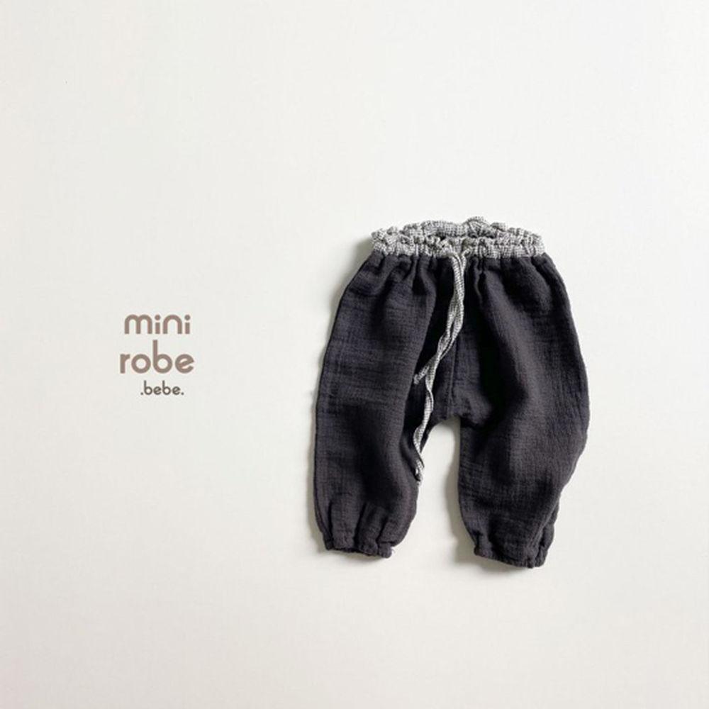 MINI ROBE - Korean Children Fashion - #Kfashion4kids - Bebe Brownie Pants - 4