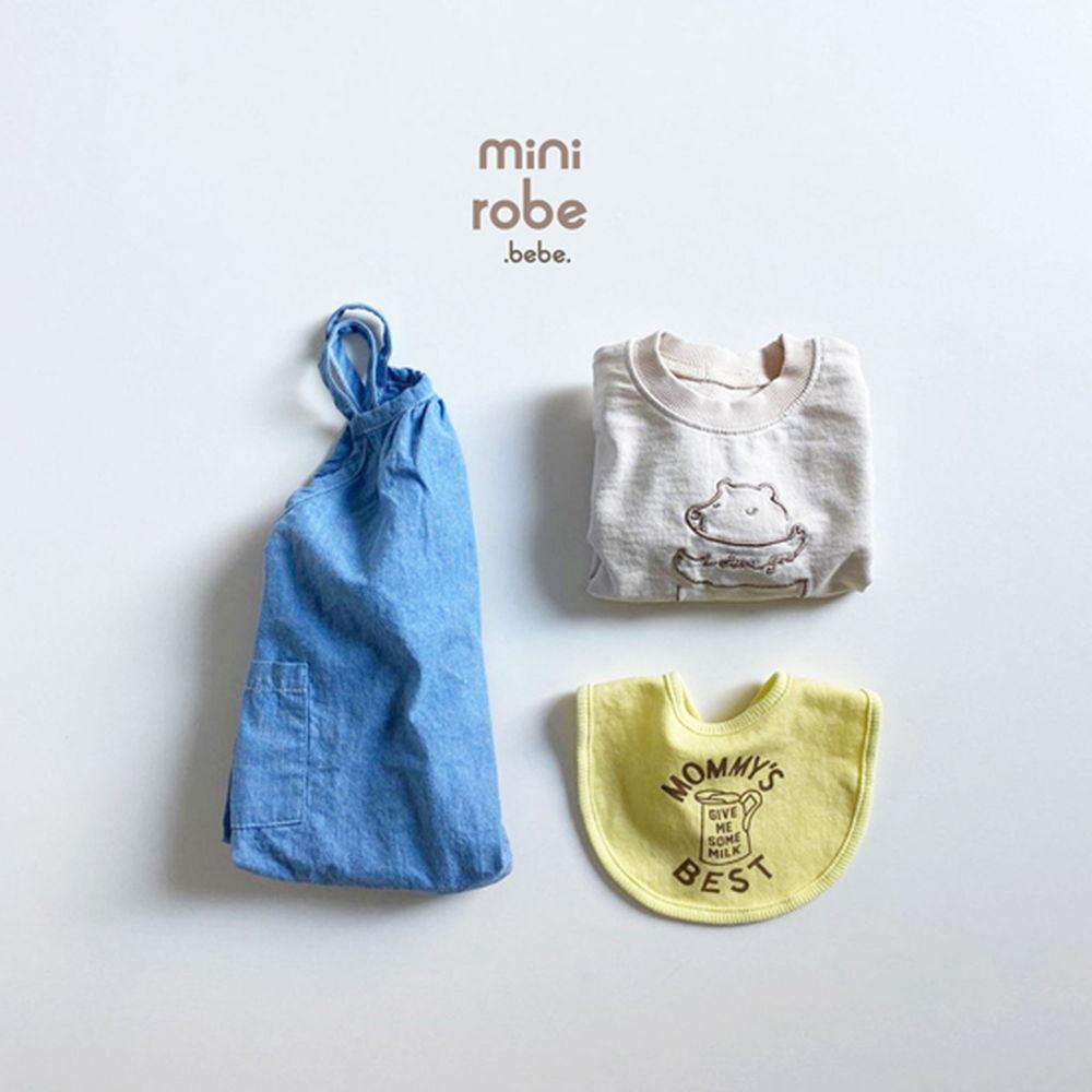 MINI ROBE - Korean Children Fashion - #Kfashion4kids - Bebe Love Bear MTM - 12