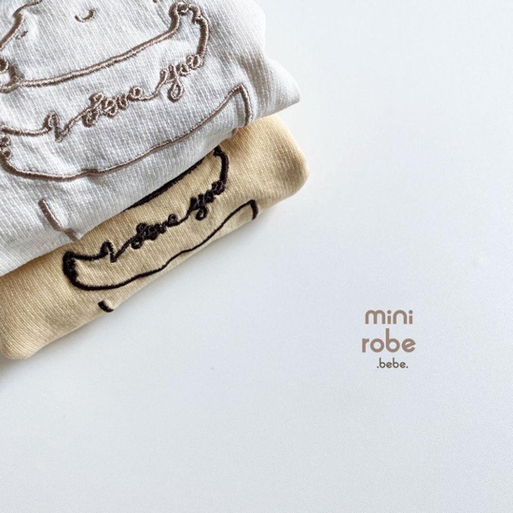 MINI ROBE - Korean Children Fashion - #Kfashion4kids - Bebe Love Bear MTM - 8