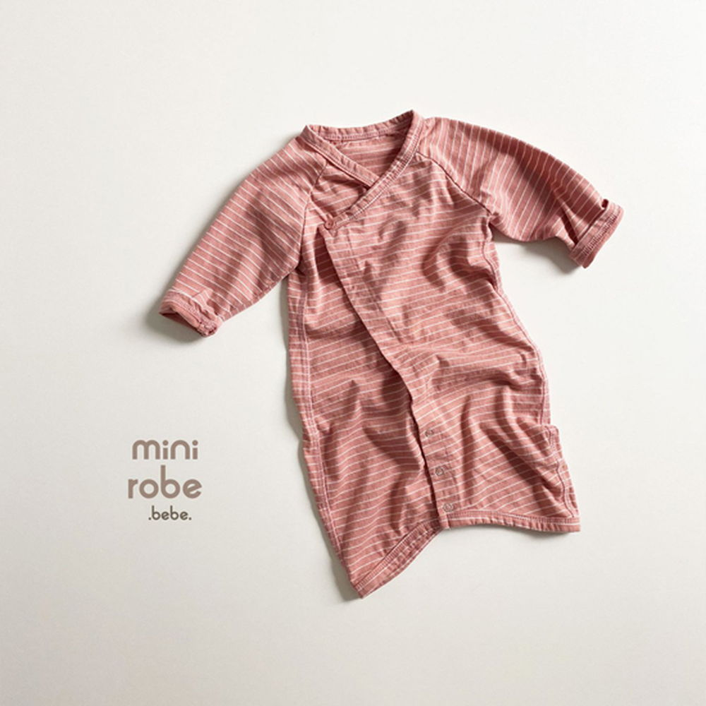MINI ROBE - Korean Children Fashion - #Kfashion4kids - Bennet Bodysuit - 3