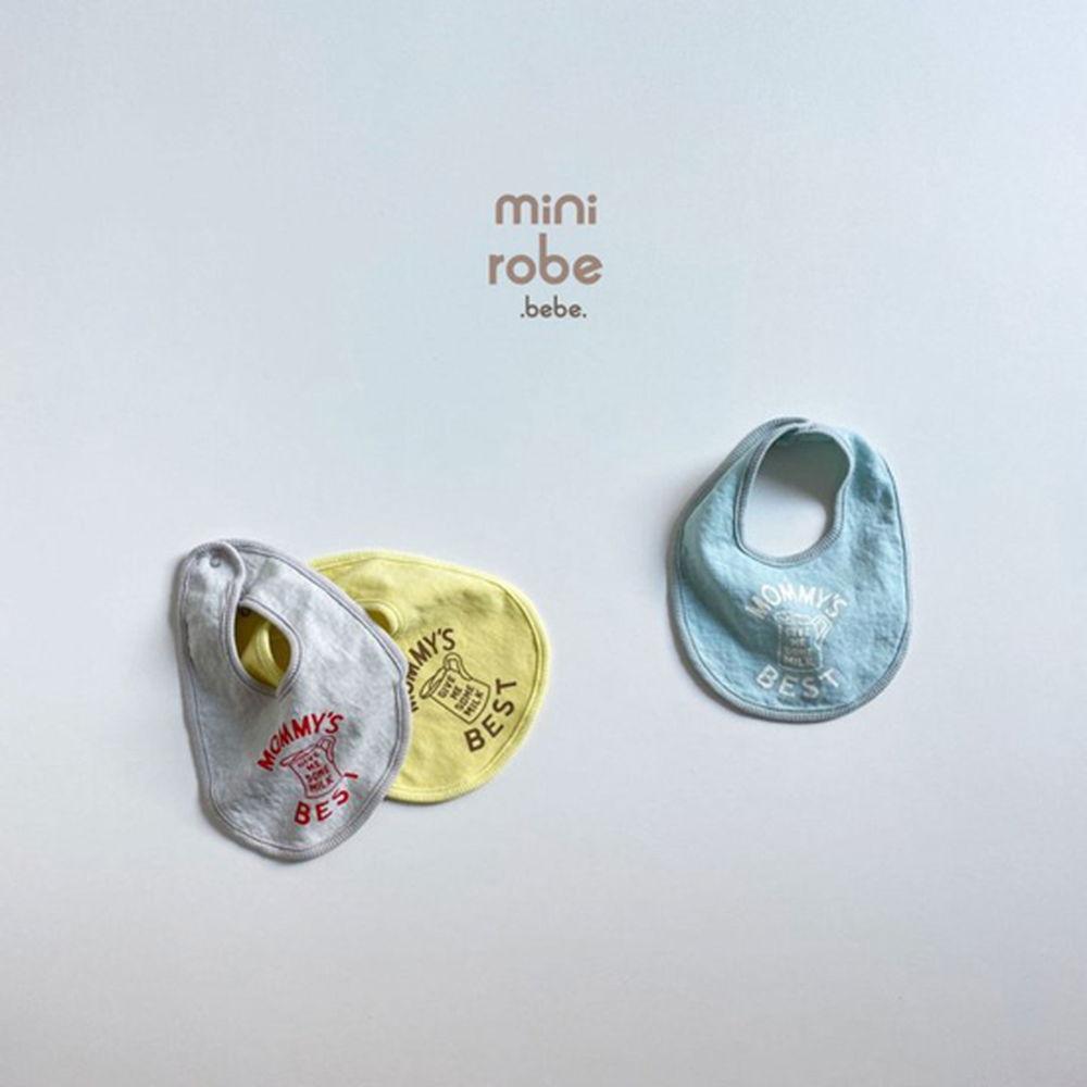 MINI ROBE - Korean Children Fashion - #Kfashion4kids - Mama Bib