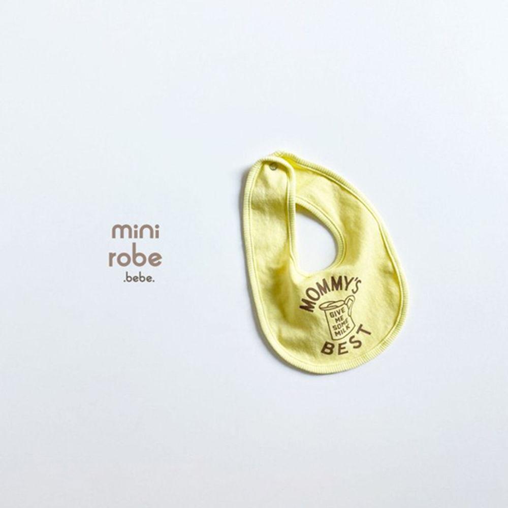 MINI ROBE - Korean Children Fashion - #Kfashion4kids - Mama Bib - 3
