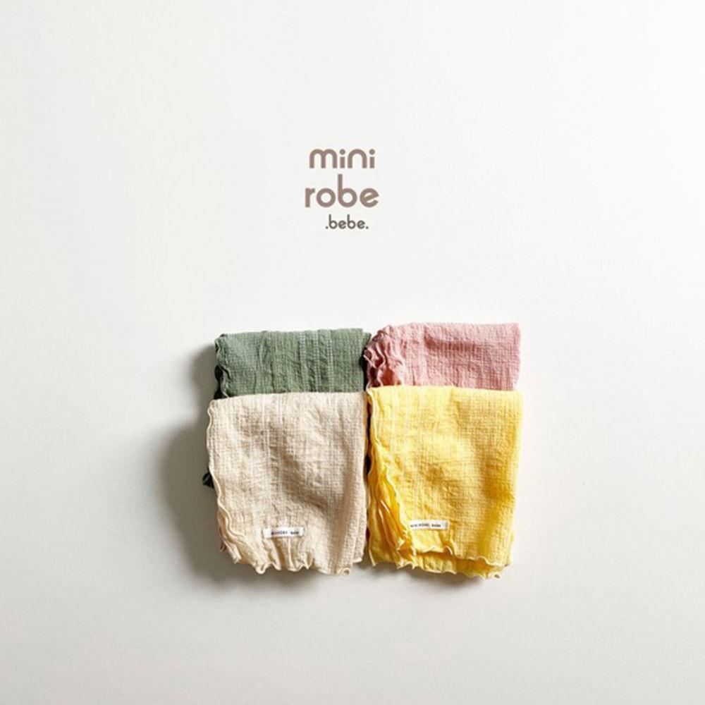 MINI ROBE - Korean Children Fashion - #Kfashion4kids - Embroidery Scarf - 6