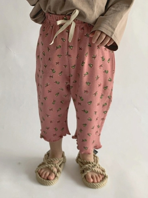 PAUL & J - BRAND - Korean Children Fashion - #Kfashion4kids - Lovely Pants