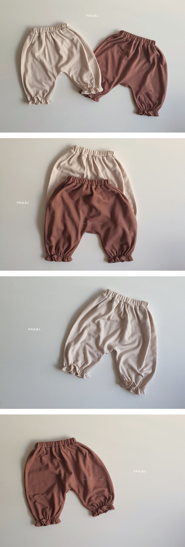 PAUL & J - Korean Children Fashion - #Kfashion4kids - Soft Pants