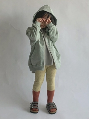 PAUL & J - BRAND - Korean Children Fashion - #Kfashion4kids - Cotton Candy Zip-up Jacket