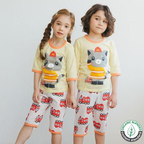 PUCO - BRAND - Korean Children Fashion - #Kfashion4kids - Firecat Easywear
