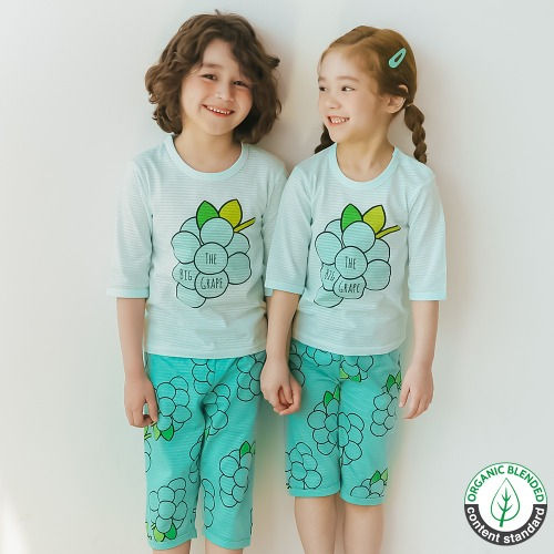 PUCO - BRAND - Korean Children Fashion - #Kfashion4kids - Big Grape Easywear