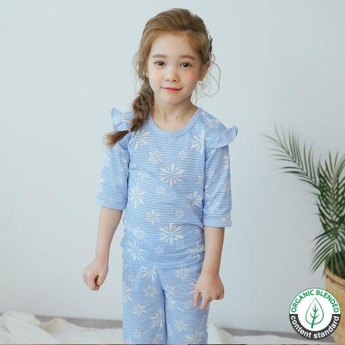 PUCO - BRAND - Korean Children Fashion - #Kfashion4kids - Snowflake Easywear