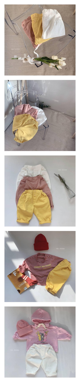 THE PEPPER - Korean Children Fashion - #Kfashion4kids - Pleats Cotton Pants