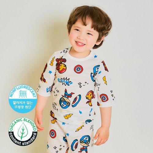 TTASOM - BRAND - Korean Children Fashion - #Kfashion4kids - Hero Man Easywear