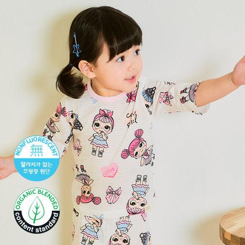 TTASOM - BRAND - Korean Children Fashion - #Kfashion4kids - Doll Play Easywear