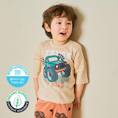 TTASOM - BRAND - Korean Children Fashion - #Kfashion4kids - Off Road Easywear