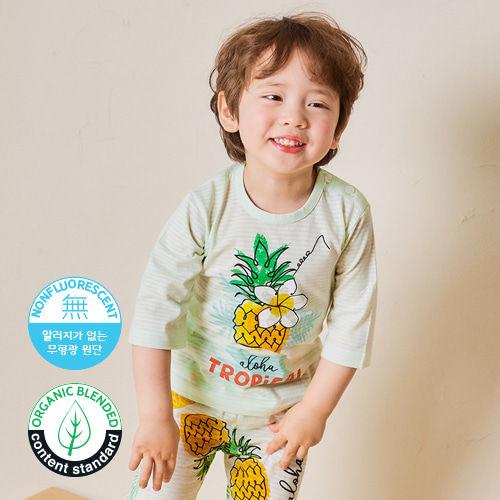 TTASOM - BRAND - Korean Children Fashion - #Kfashion4kids - Aloha Easywear