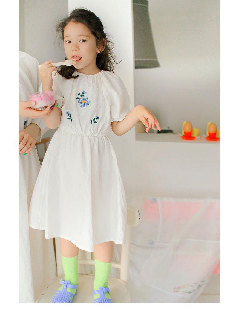AMBER - Korean Children Fashion - #Kfashion4kids - Roha One-piece