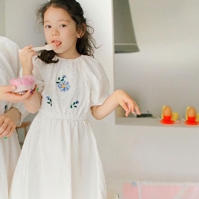 AMBER - BRAND - Korean Children Fashion - #Kfashion4kids - Roha One-piece