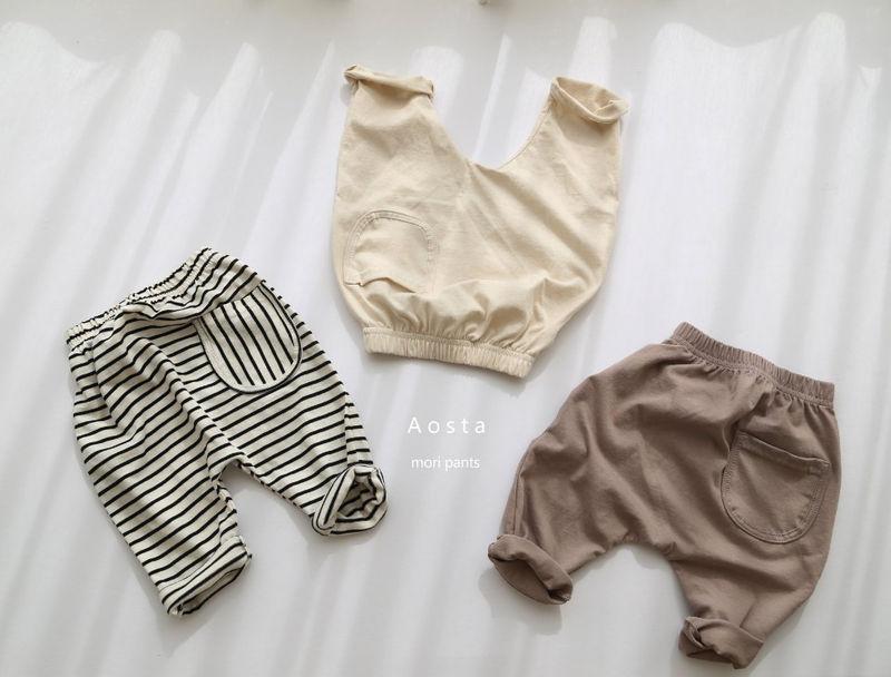 AOSTA - Korean Children Fashion - #Kfashion4kids - Mori Pants