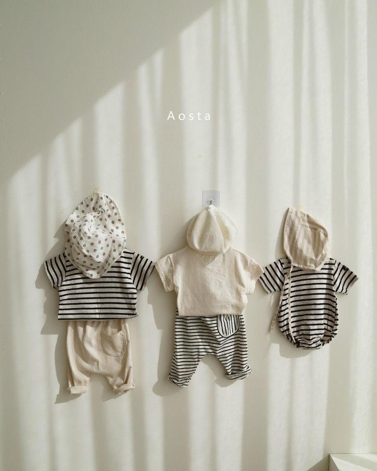 AOSTA - Korean Children Fashion - #Kfashion4kids - Mori Pants - 10