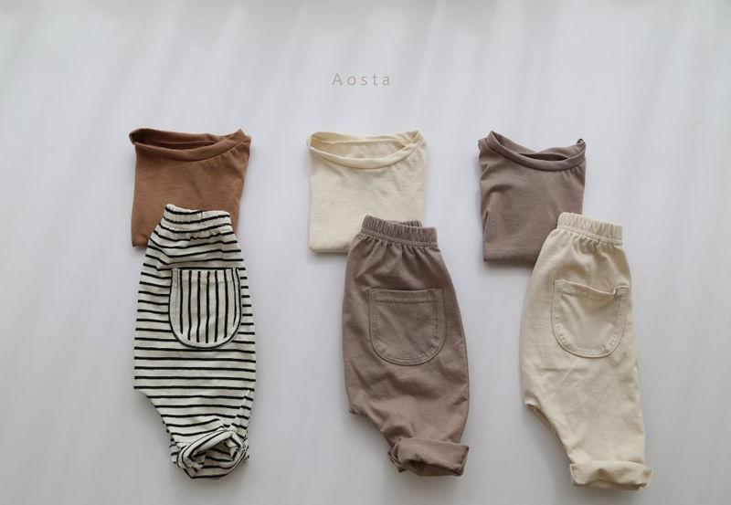 AOSTA - Korean Children Fashion - #Kfashion4kids - Mori Pants - 2