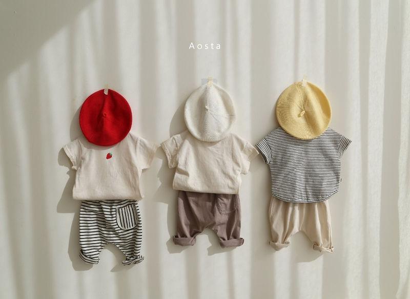 AOSTA - Korean Children Fashion - #Kfashion4kids - Mori Pants - 3