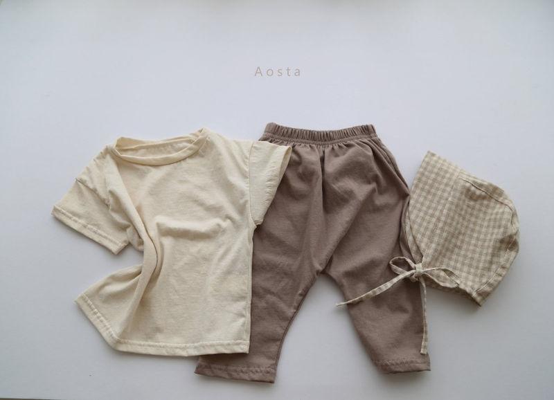 AOSTA - Korean Children Fashion - #Kfashion4kids - Mori Pants - 4