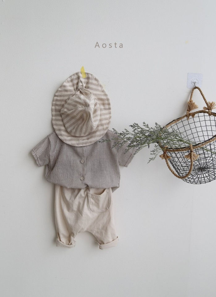 AOSTA - Korean Children Fashion - #Kfashion4kids - Mori Pants - 5