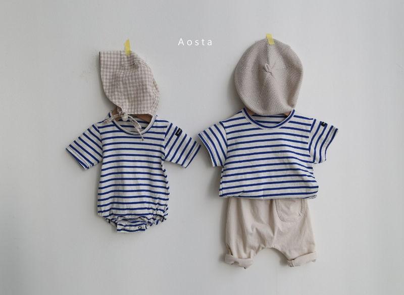 AOSTA - Korean Children Fashion - #Kfashion4kids - Mori Pants - 8