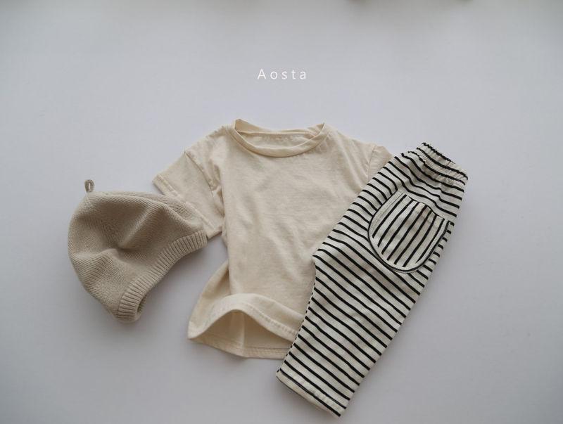 AOSTA - Korean Children Fashion - #Kfashion4kids - Mori Pants - 9
