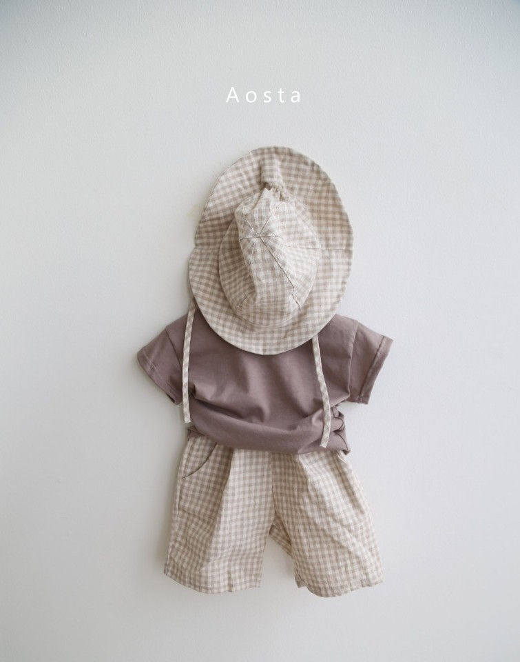 AOSTA - Korean Children Fashion - #Kfashion4kids - Haru Tee