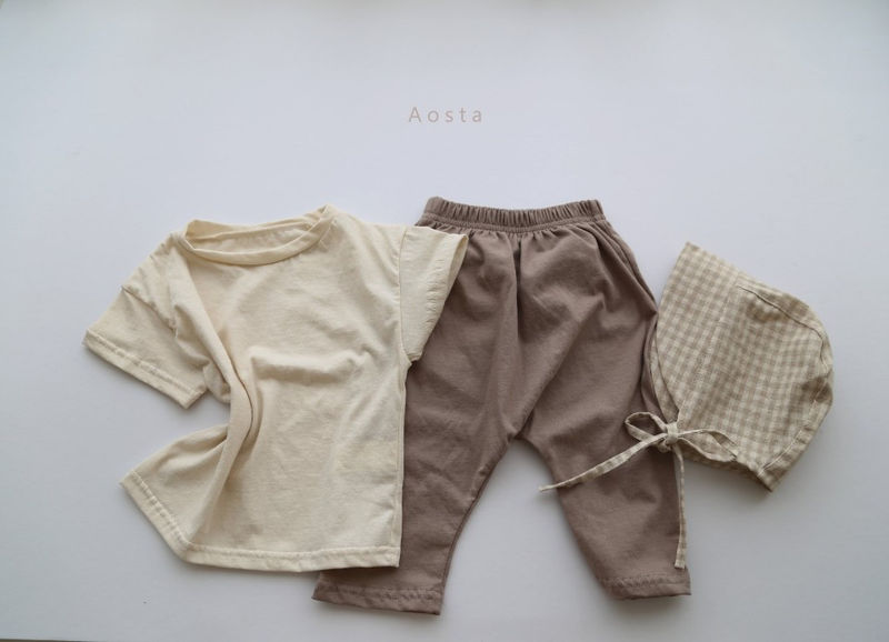 AOSTA - Korean Children Fashion - #Kfashion4kids - Haru Tee - 11