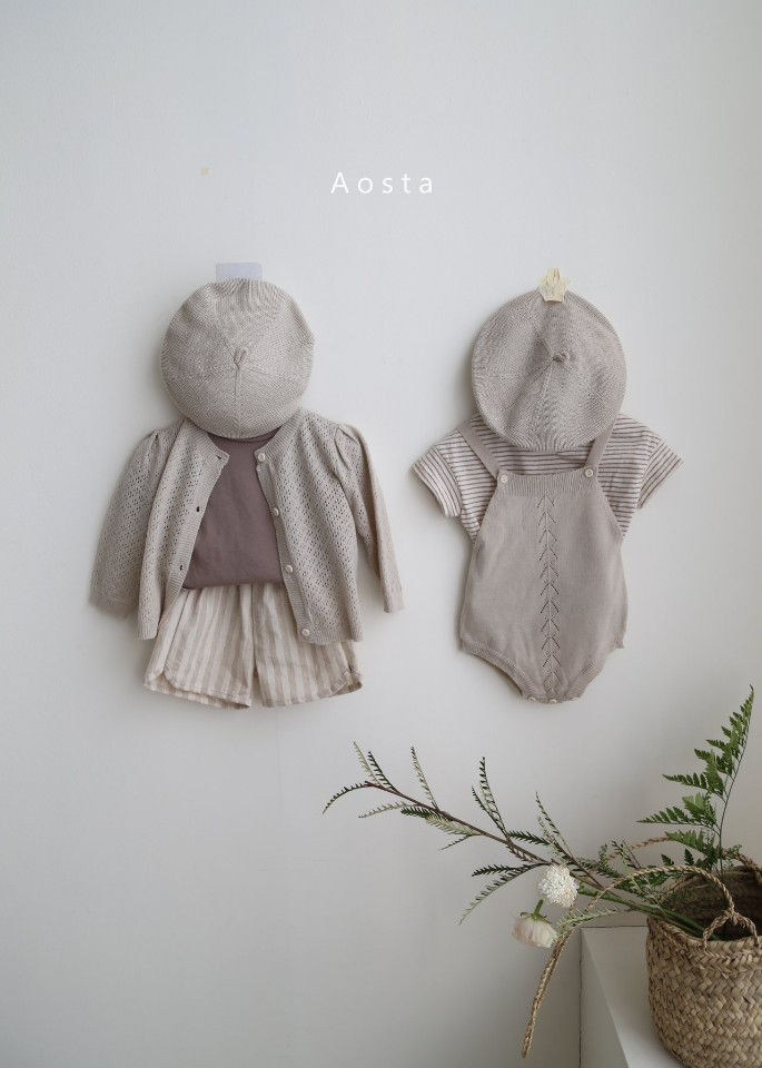 AOSTA - Korean Children Fashion - #Kfashion4kids - Haru Tee - 2