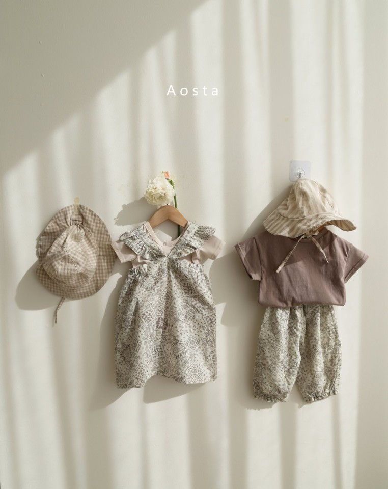 AOSTA - Korean Children Fashion - #Kfashion4kids - Haru Tee - 4
